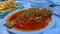 Stock Image : Garuppa spicy sos