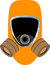 Stock Image : Gas mask