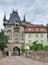Stock Image : Gatehouse in Meissen