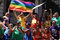 Stock Image : The Gay Pride 2014, New York city, USA