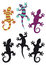 Stock Image : Gecko
