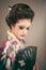 Stock Image : Geisha