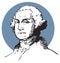 Stock Image : George Washington