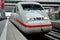 Stock Image : German intercity Bullet train at Munich train station, Germany
