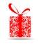 Stock Image : Gift box