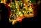 Stock Image : The Gift On Christmas