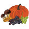 Stock Image : Gifts of autumn