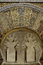 Stock Image : Gilded mosaic over Mihrab, Mosque-Cathedral of Cor