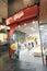 Stock Image : Ginger shop in hong kong