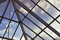 Stock Image : Glass roof