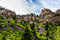 Glenwood Canyon in Colorado