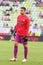 Stock Image : Goalkeeper