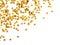 Stock Image : Golden confetti