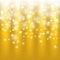 Stock Image : Golden light