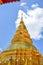 Stock Image : Golden pagoda