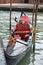 Stock Image : Gondola in Venice