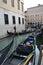 Stock Image : Gondolas in Venice, Italy
