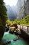 Stock Image : gorge in wulong, chongqing, china