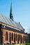 Stock Image : Gothic church, Denmark, Horsens
