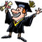 Stock Image : Graduation