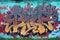 Stock Image :  Graffiti della parete