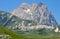 Stock Image : Gran wysokiej góry sasso