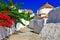 Stock Image : Greece.Patmos island.