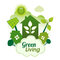 Stock Image : Green Living