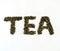 Stock Image : Green tea
