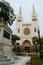 Stock Image : Ecuador Historic Cathedral