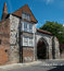 Stock Image : Guildford Castle Arch