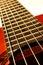 Stock Image : Guitar strings