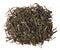 Stock Image : Gyokuro green tea heap isolated