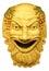 Stock Image : Gypsum theatrical mask.