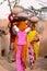 Stock Image : Gypsy ladies, Jaisalmer, India
