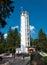 Stock Image : Haanja Tower Big Egg Mountain