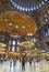 Stock Image : Hagia Sophia interior at Istanbul Turkey