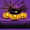 Stock Image : Halloween background.