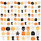 Stock Image : Halloween bunting