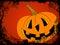 Stock Image : Halloween frame