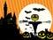 Stock Image : Halloween_Scarecrow