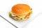 Stock Image : Hamburger