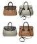 Stock Image : Handbags