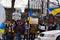 Stock Image : Hands off Ukraine