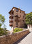 Stock Image : The Hanging houses of Cuenca