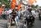 Stock Image : Hanuman Jayanthi-Shoba yatra