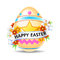 Stock Image : Happy Easter Egg