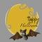 Stock Image : Happy Halloween