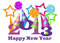 Stock Image : Happy New Year 2013