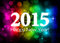 Stock Image : 2015 Happy New Year